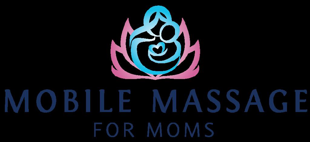 Mobile Massage for Moms - Logo