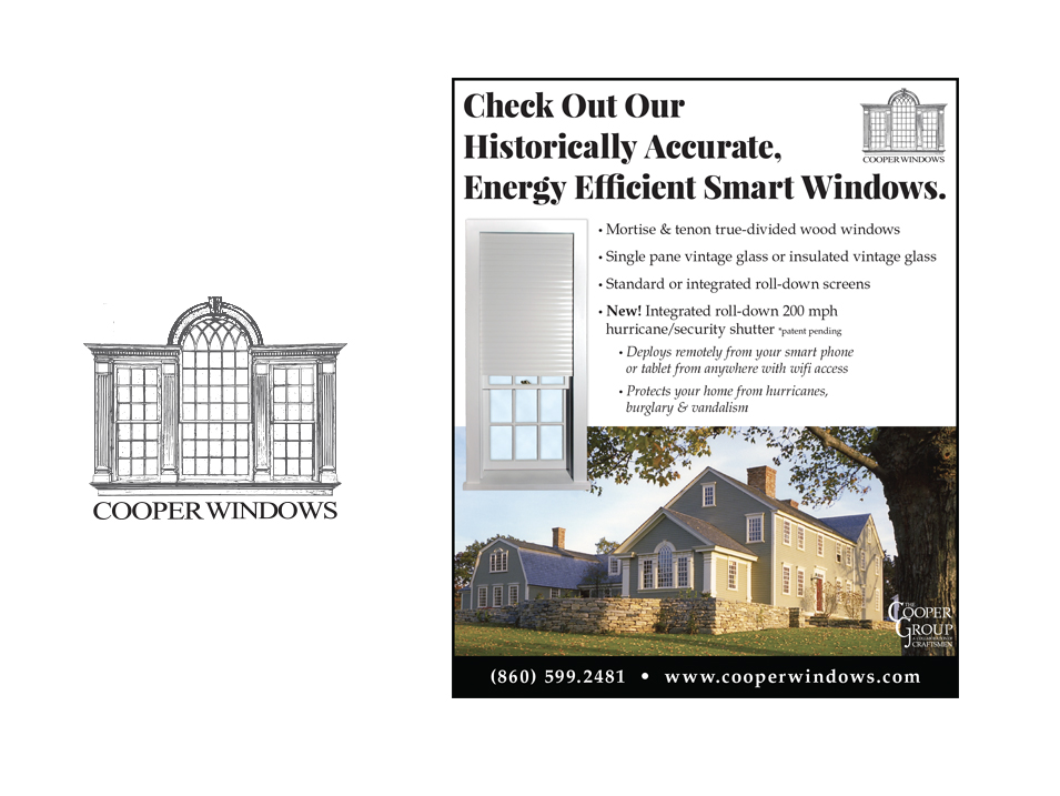 Cooper Windows - Branding & Advertising