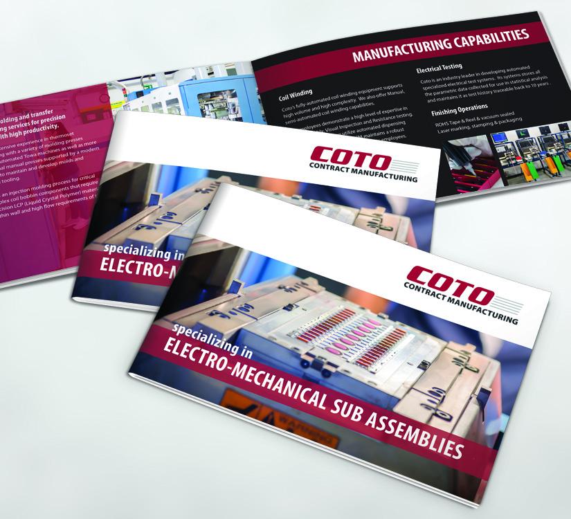 Coto Technology - Brochure